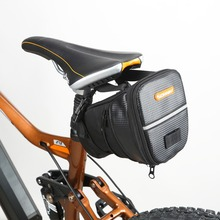 Onway Saddlebags Hard Leather Seat Bags For Bikes