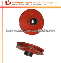 Ceramic Glazing Line 1C250 1C230 Grey Iron Sand Casting Pulley