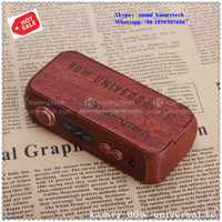 2016 fast selling mod vaping kamry tc 80w elegant wood Vaporizer box mod on sale