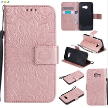 wholesale 2017 new design wallet leather case for galaxy s6