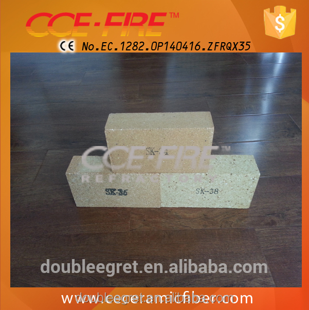 thin fire brick for boiler