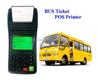 POS Ticket Printer, GPRS/SMS communication with your server or mobile phone