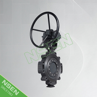 NSEN China Butterfly Valve Manufacture Worm