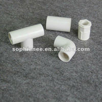 Salable Electric Wire Pipe Fittings PVC Pipe Connectors