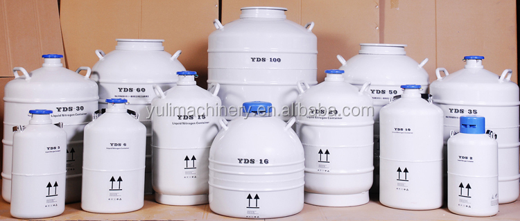 Transport-type Self-pressurization liquid nitrogen tank