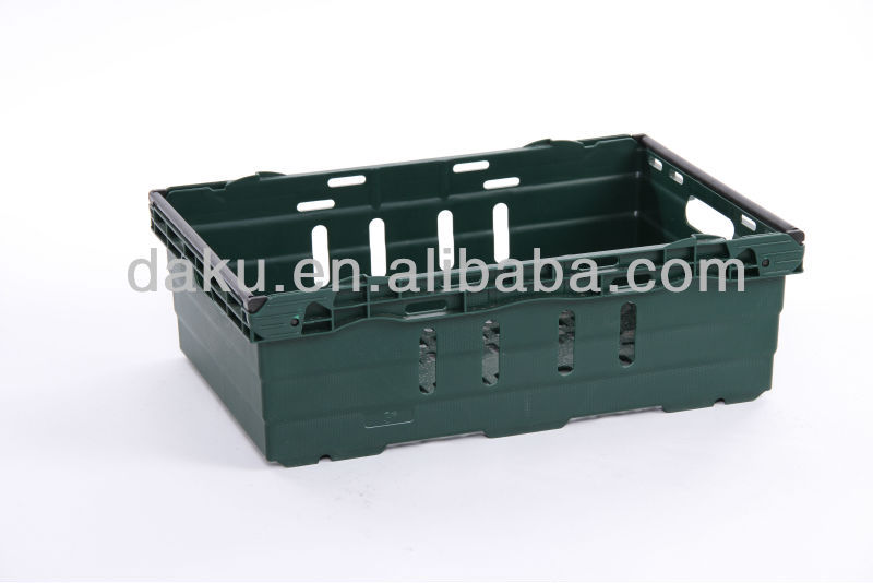Plastic Vegetable and Fruit Crate