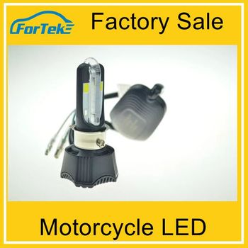 LED motorcycle/dirt bike lights rechargeable led motorcycle bulb h4 12v 35/35w