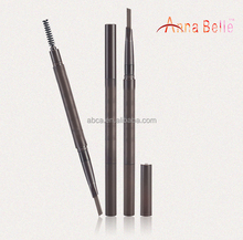 Long-lasting balck and brown gel style eyeliner waterproof eyebrow pencil