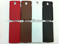 Litchi Leather Flip Cover For Samsung Galaxy Note 3