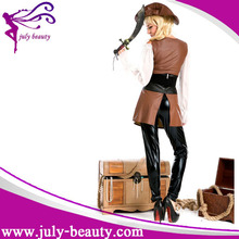 Women's Party Carnival Sexy Caribbean Pirate Costume
