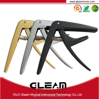 Gleam Unique Zinc Guitar Capo Music Accessories