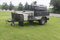 motorcycle travel trailer Camper Trailer