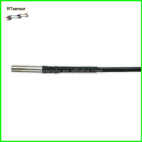 Stainless steel temperature probe 10k thermistor ntc for 10k ohm thermistor table