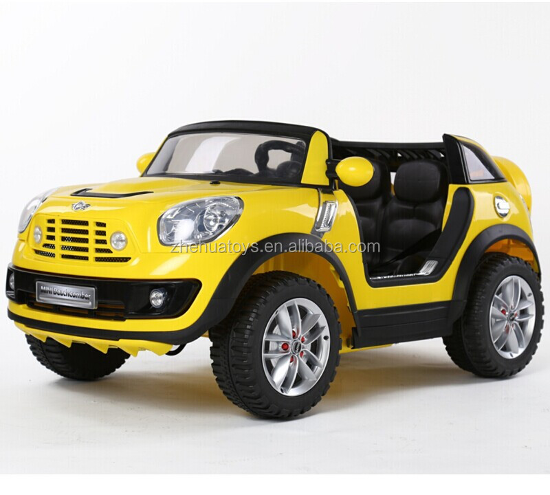 Licensed ride-on Mini beachcomber car Electric 12v kids Ride on Childrens Toy Car Red