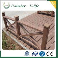 Top rate WPC composite handrail