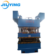 Double action hydraulic press machine for sheet metal drawing 100TON embossing