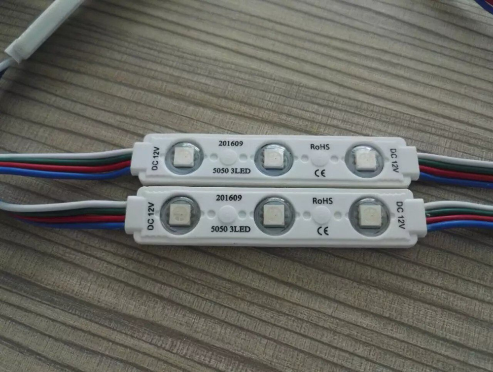 Promotion Price High Quality Led Display Solar 5050rgb Module