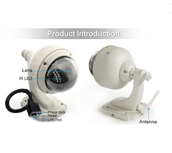 OEM/ODM Sricam SP015 720p HD h.264 doom ip camera wi-fi wireless home Security Alarm camera Outdoor waterproof dome hd ip camera