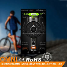 Professional Made custom design speed counter bike odometer cycling computer wholesale price