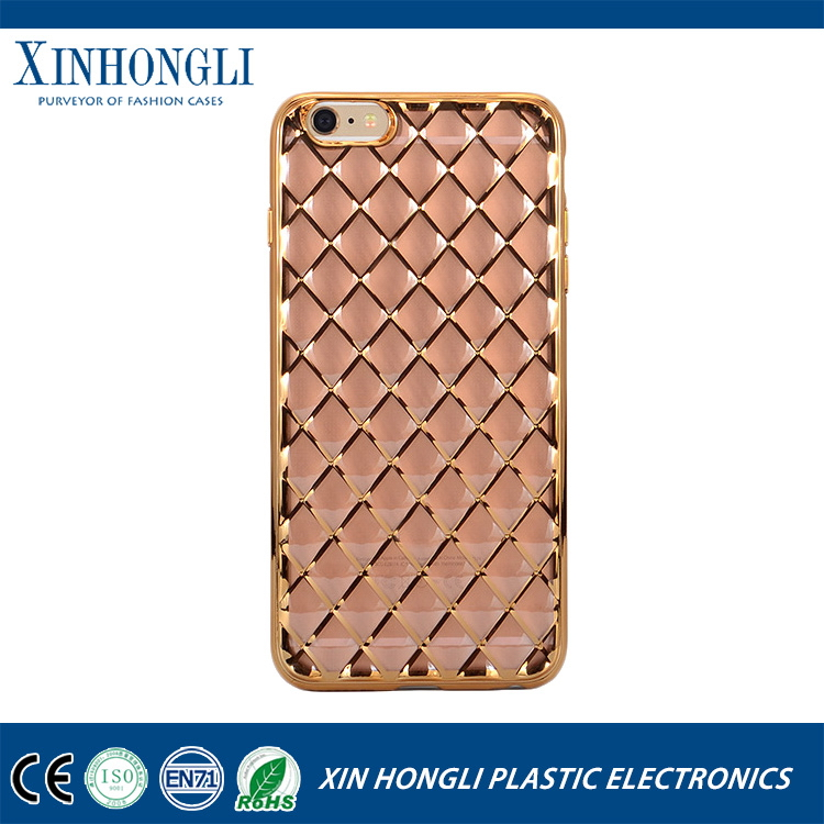 Design unique diamond tpu case for iphone 6s