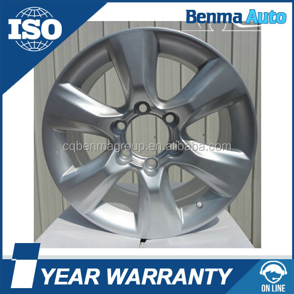 17 inch car alloy wheels for Toyota Prado