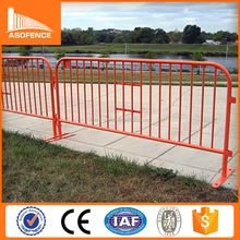 Crowd Control decorative barrier fence