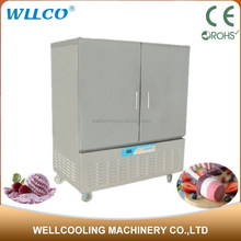 stainless steel commerical blast freezer