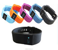 TW64S Heart Rate monitor Bluetooth4.0 smart watch OLED Display smart For IOS and Android phone bracelet