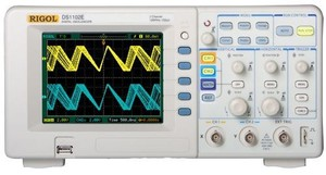 digital oscilloscope RIGOL DS1102E 100m double channel 1g sample