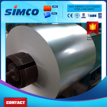Competitive price galvalume steel coils weight of galvanized iron sheet iron and steel industry