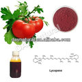 Pure Lycopene Powder from Tomato Extract for Nutritional Supplement