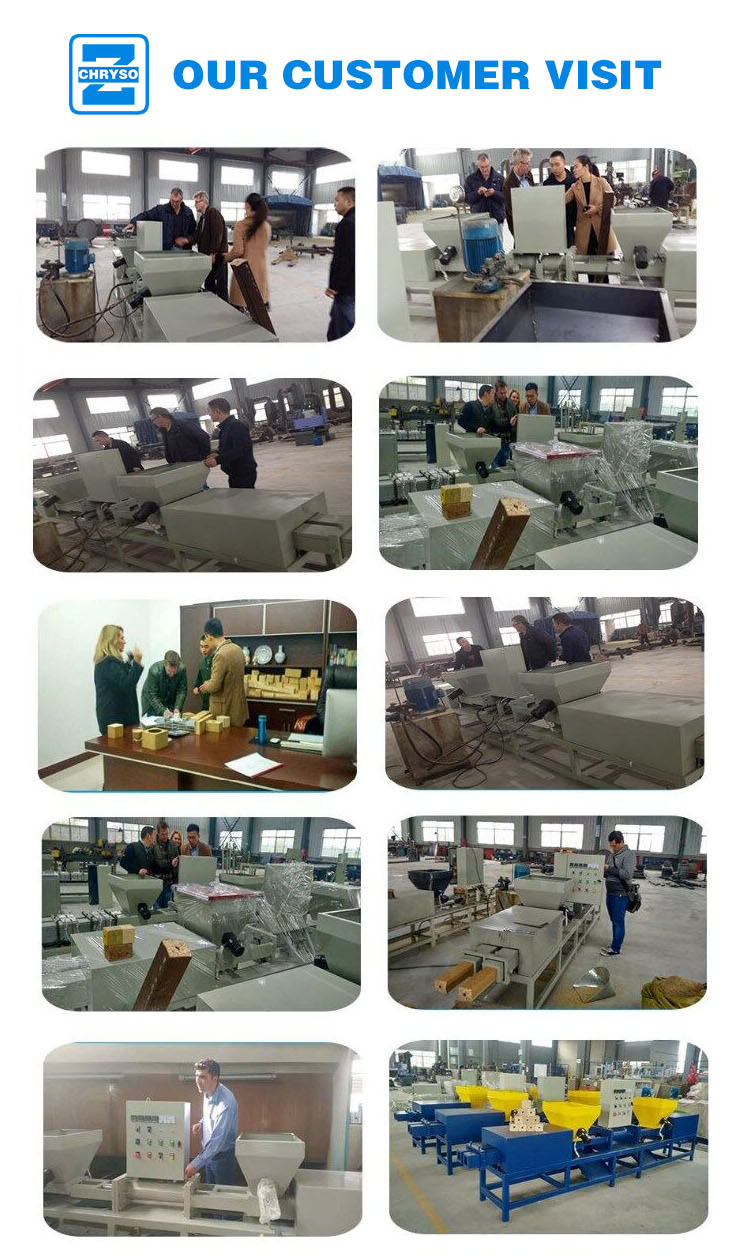 wood block machine customers