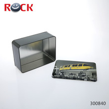 food grade Wholesale custom printing metal tin pencil box