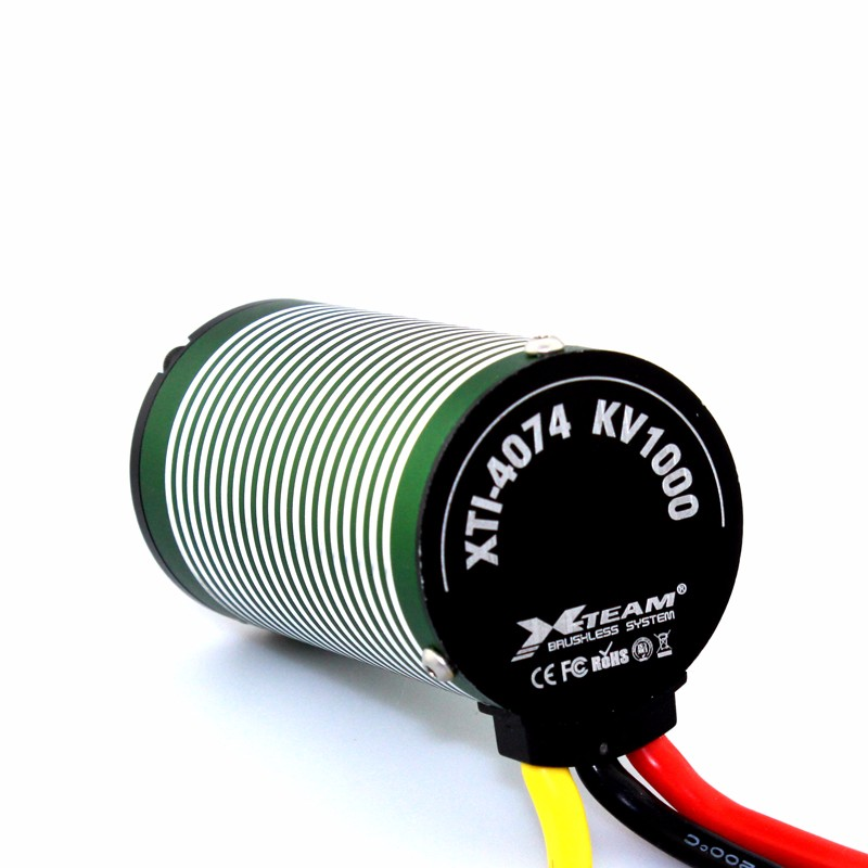 XTI-4074 X-Team 4-Poles Inrunner DC Brushless Electrical Rc Motor for RC Toy Car