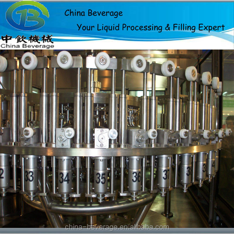 Best after-sales services for automatic bottling flavoured water machine