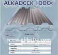 STRUCTURAL DECKING Type ALKADECK 1000