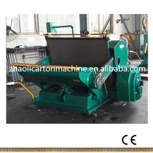 Die Cutting Machine Used for Corrugated Cardboard