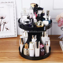 China made clear lucite plastic/acrylic makeup storage box
