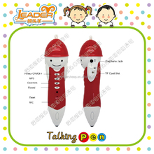 Promotional Educational Talking Pen , Educational talking toy , Educational pen toy for children with sound books