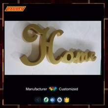China factory quotation acrylic alphabet 3d light box letter sign sample