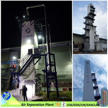 Air distillation air separation unit (ASU)