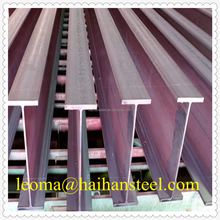 American standard hot rolled structural steel I beam