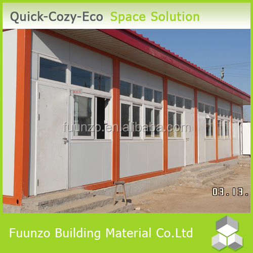 Eco-friendly New Technology Pre-fabricated House School