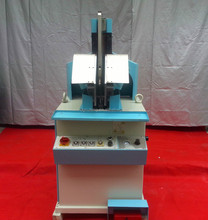 Used/second hand boots crimping machine,upper molding machine , Italian shoes machine