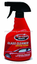 China super car glass cleaner for clean and shine