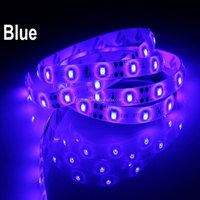 low voltage safe strips 5m/roll waterproof SMD 3528 RGB led strips