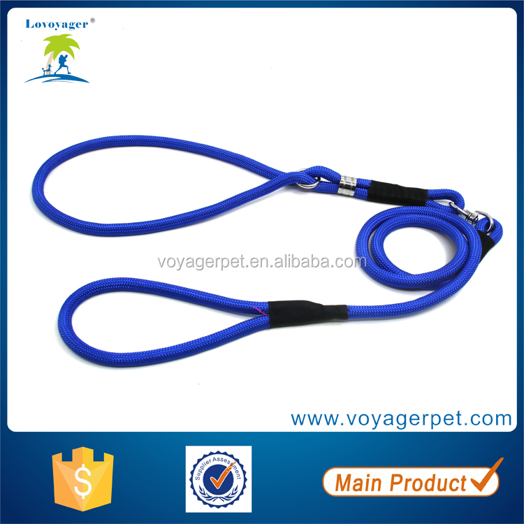 Lovoyager Pet Safety Product British Style Dog Slip Lead Dog Rope Leash