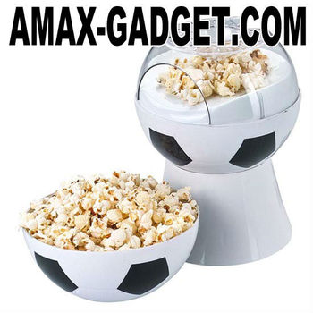 KC-1848 football popcorn maker Hot-air cartoon football popcorn maker