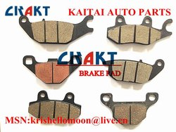 HIGH QUALITY BRAKE PAD FOR Motorcycle and car