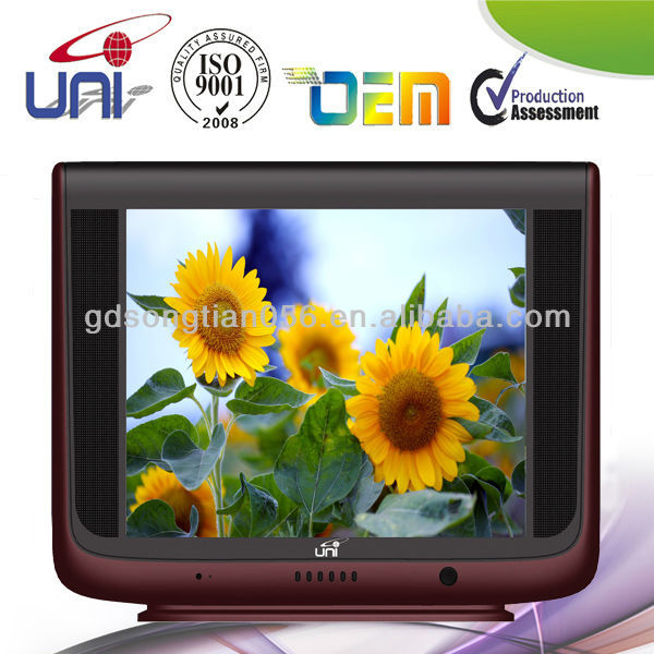 "21 Inch Ultra Slim CRT TV/ 21""PF/21""PF SLIM/21""ULTRA SLIM Color TV"